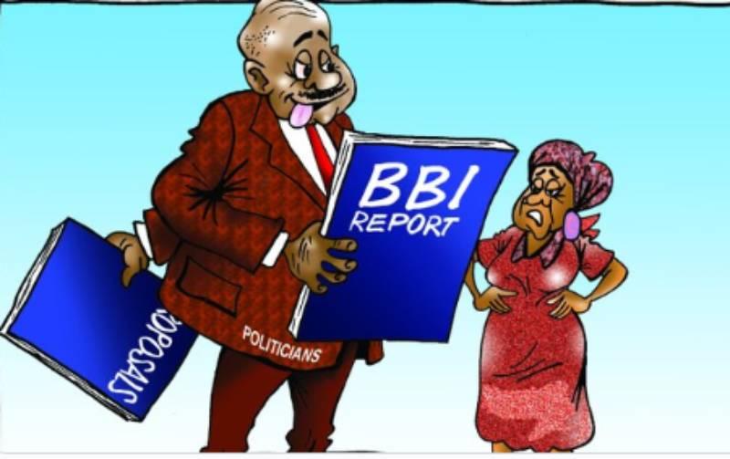 Gusto and speed to champion BBI agenda arousing suspicion