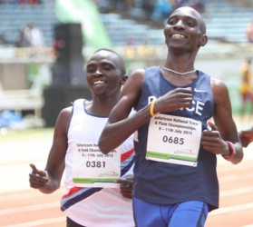 ALL IS SET FOR BATTLE ROYALE: Chepkirui wins 10,000m as top names face-off in today's National Championships finals