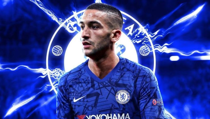 Hakim Ziyech speaks on becoming a Chelsea player