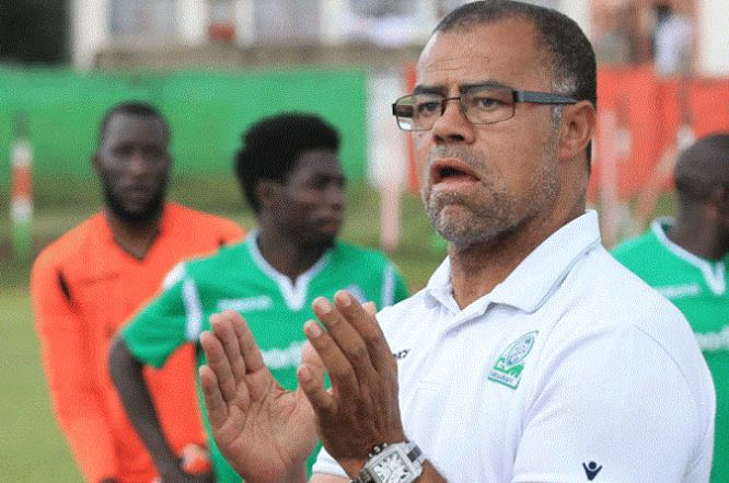 Head coach Steven Pollack takes break from Gor Mahia