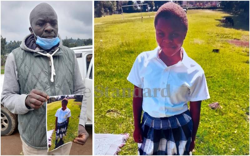 Help us find her, man pleads over daughter missing for 15 months