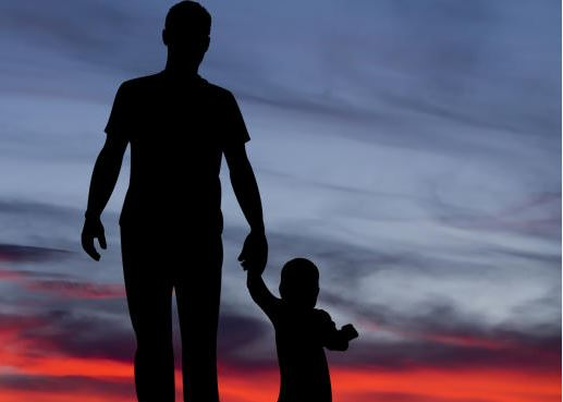 Here dad: Secret to being a good father