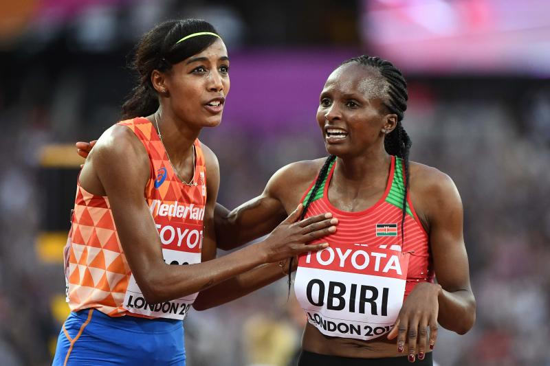 History! Sifan Hassan shatters European 10,000m record in Netherlands
