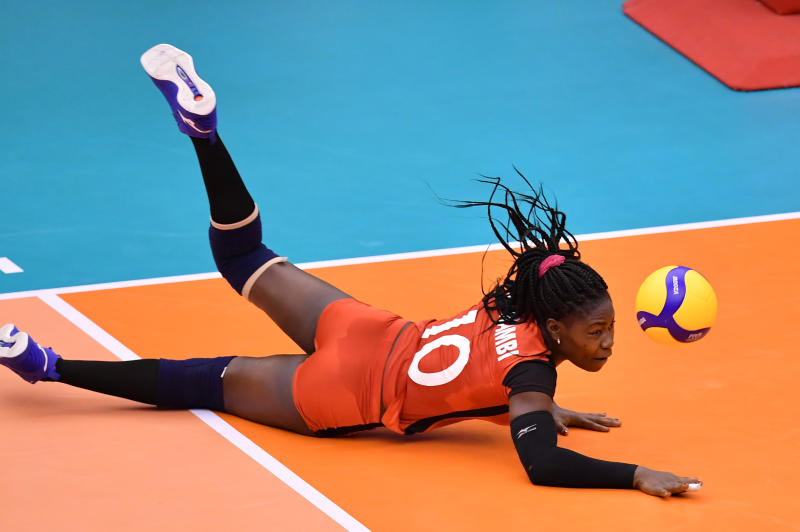 How Malkia Strikers players are juggling volleyball and class