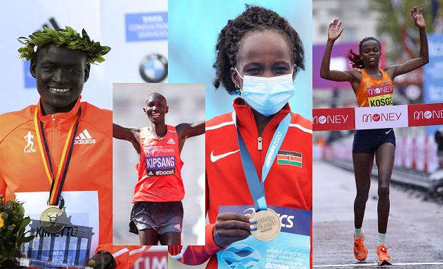 How Marathon stars made a name without stepping on running track