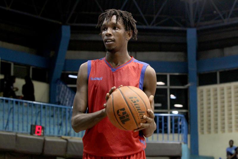 How Morans' Juma become basketball star from football-mad Eastlands