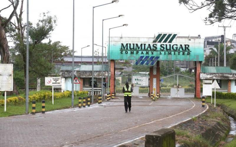 How Mumias Sugar Company died