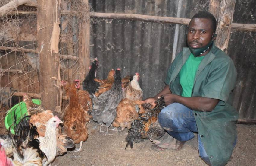 I left well-paying job in US to do farming in my village