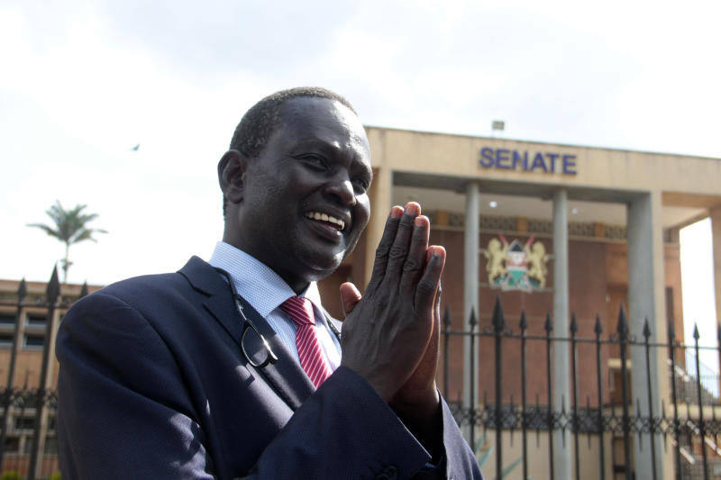 I will reach out to all leaders and heal rift in Jubilee, says Poghisio