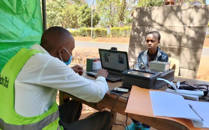 IEBC seeks raft of legal changes to enhance credibility of poll results