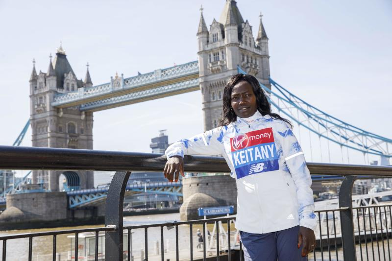 Injury forces Mary Keitany to shelve her plans for 2020 season