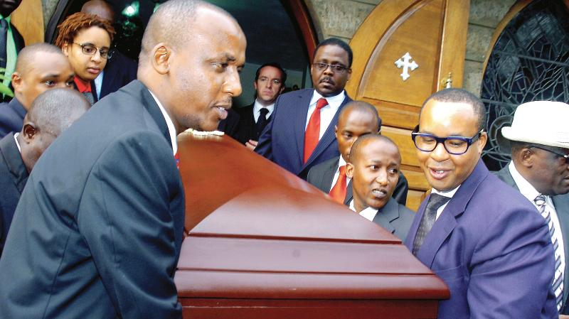 Mutula Kilonzo's death and mystery of small pellets