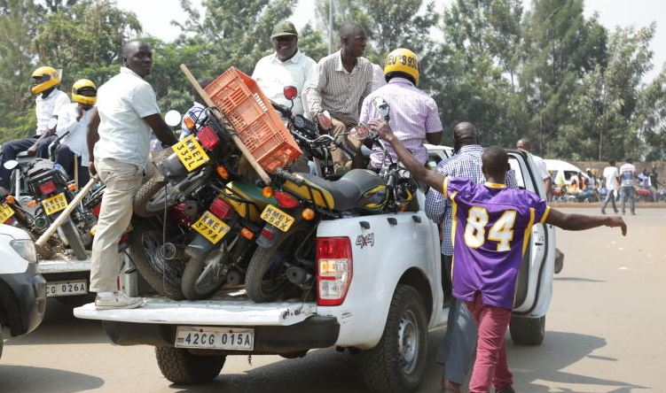 Is this the end of bodaboda saccos in Kisumu?