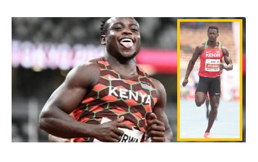 It's a day of ups and downs for Kenya at Olympic Stadium