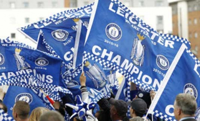 It's Coronation time for Miraculous Leicester