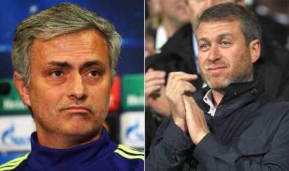 José Mourinho believes Roman Abramovich will not sack him as Chelsea boss