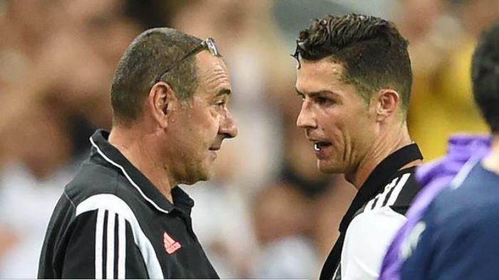 Juventus fire coach Sarri after shock Champions League elimination
