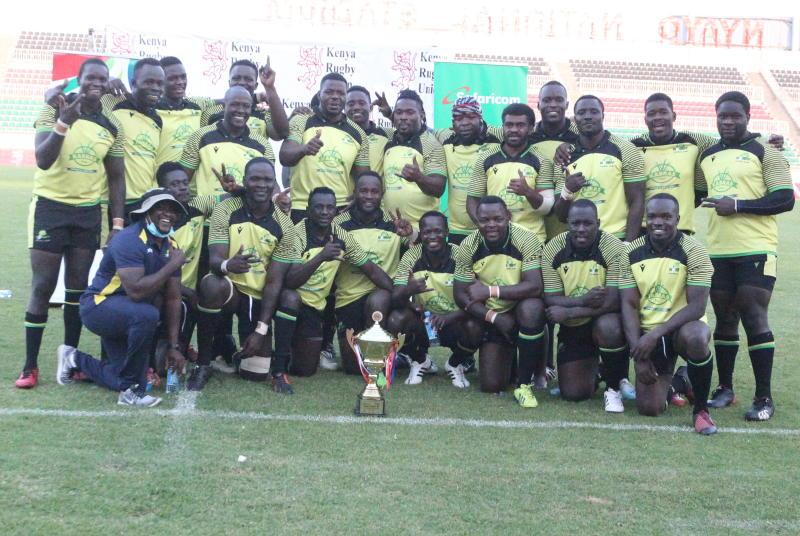 Kabras Sugar thump Quins to win Sisimka Charity Cup