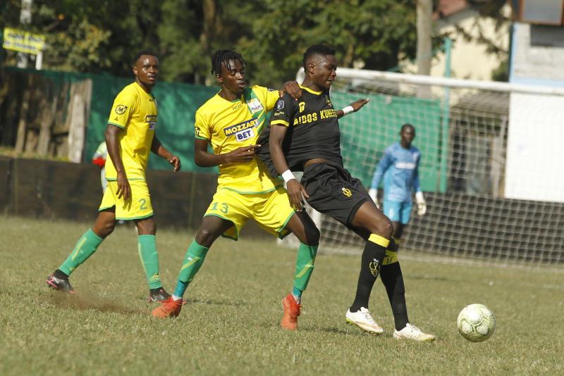 Kakamega Homeboyz hopes to finish among six top teams in FKF Premier League