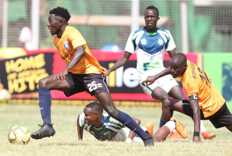 KCB and AFC Leopards draw blanks in Thika