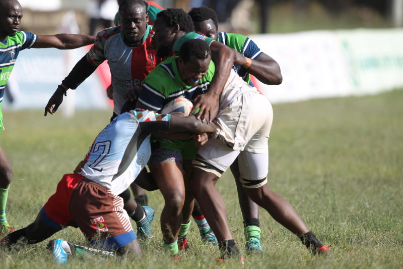 KCB hand resilient Quins second loss