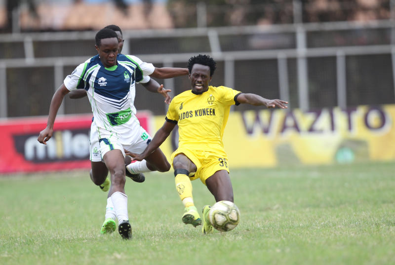 KCB miss chance to close gap on league leaders Tusker, Gor draw against Nairobi City Stars