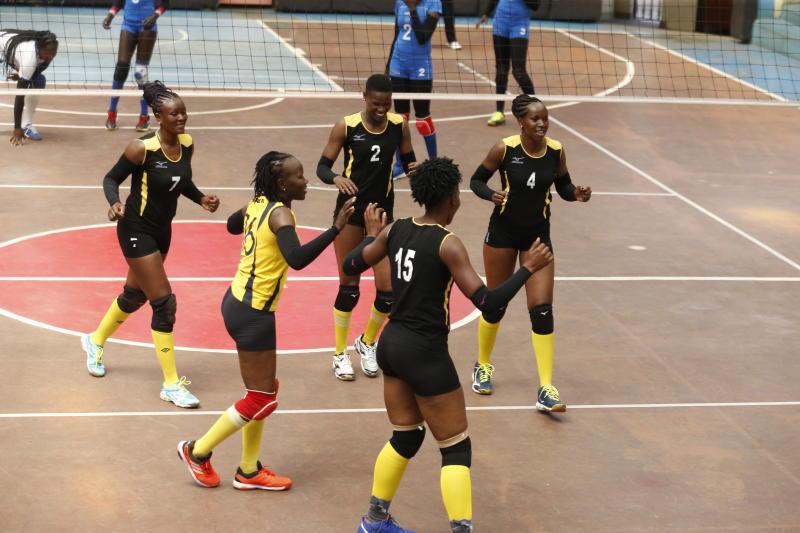 KCB, Prisons win league ties