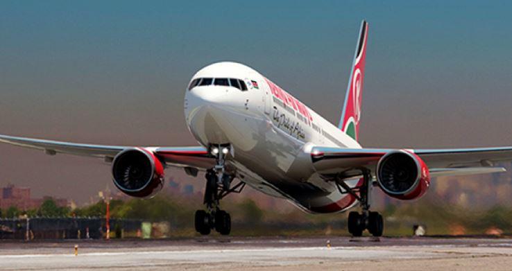 Kenya airways suspends flights to eight destinations