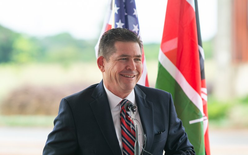 Kenya and the US will always be on the path of mutual respect