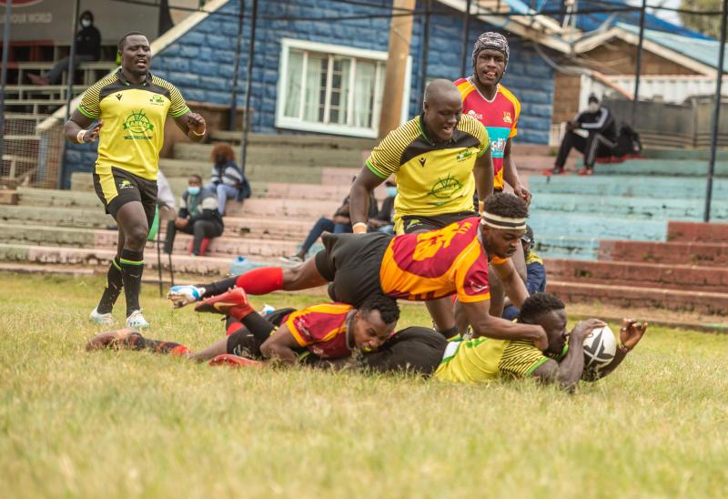 Kenya Cup: Kabras Sugar thrash Blak Blad to keep title hopes alive