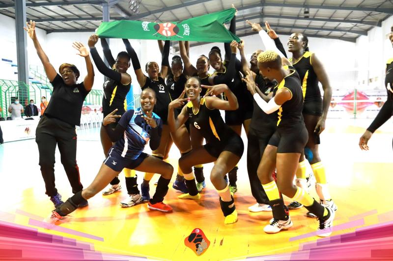 Kenya Prisons win bronze at Africa Clubs Championship