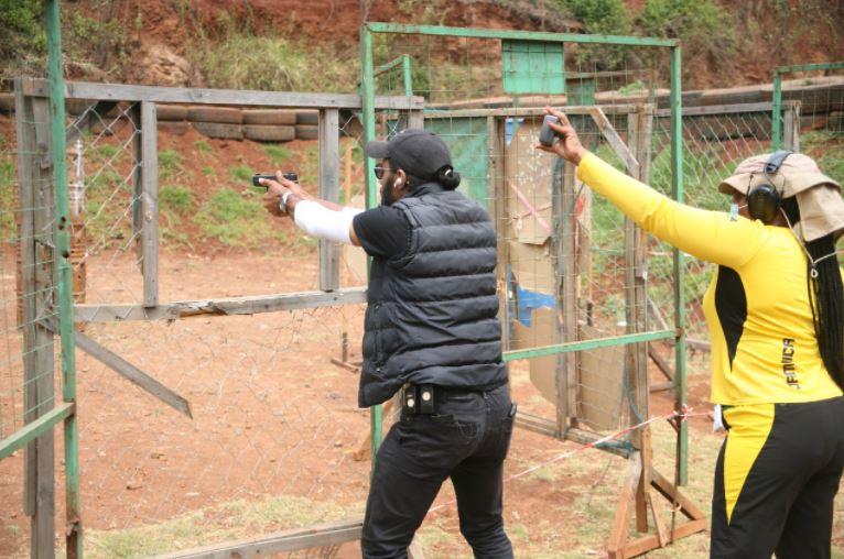 Kenya shooting team sharpens claws ahead of September championship