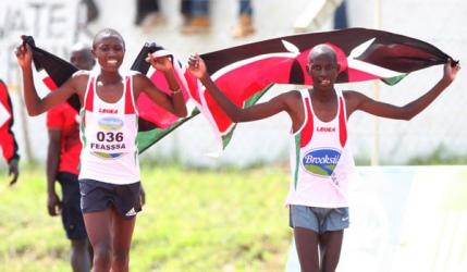 Kenya stamps authority in schools' athletics