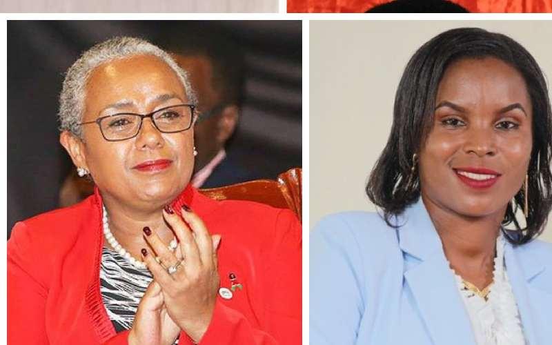 Kenya-Burundi first ladies to conduct own business in Nyanza