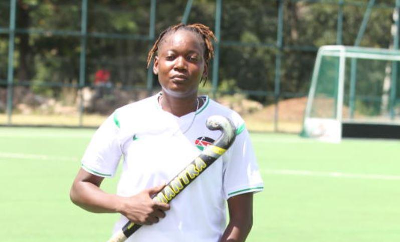 Kenyan hockey superstar Okumu ready for football test