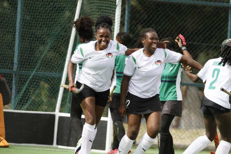 Kenyan men lose after drawing in first match on Thursday