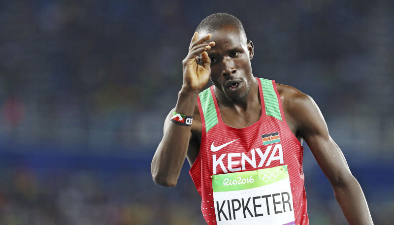 Kenyan middle-distance runner Alfred Kipketer banned for two years