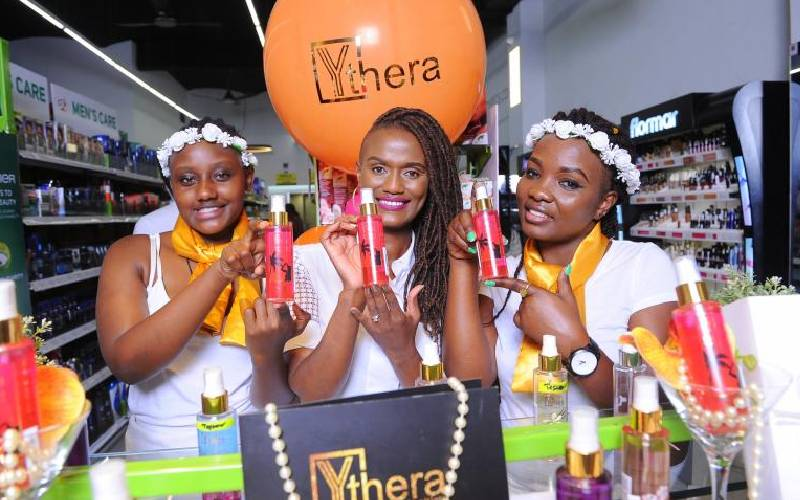 Kenyan trader has eye on US beauty market