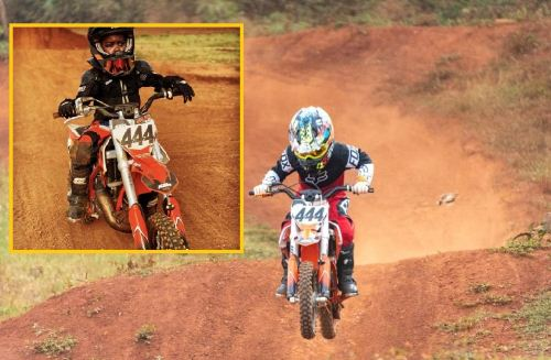Kenyan youngster chasing the dream in motorsport