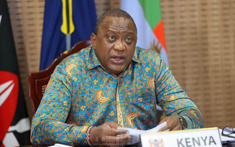 Kenyans appointed by President Uhuru to chair state corporation boards