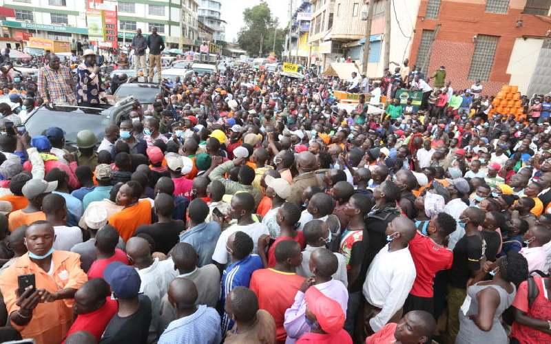 Kenyans ought to chart alternative political future