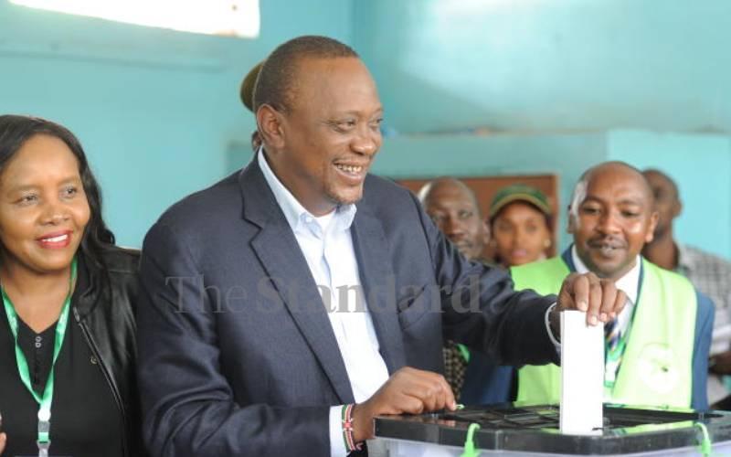 Kenyans should know polls are top level recruitment process