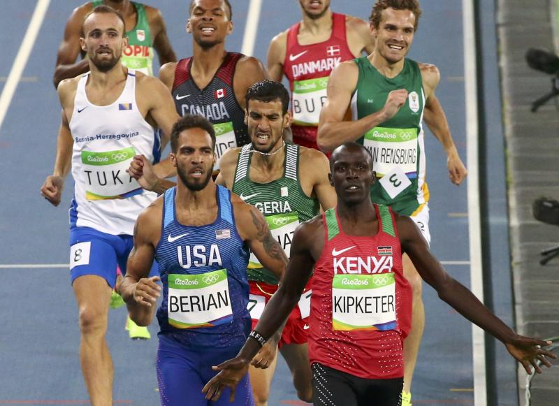 Kenya's all-time stars who failed to win Olympic gold