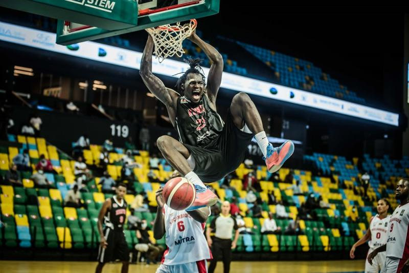 Kenya's basketball superstar joins Uganda's KIU Titans