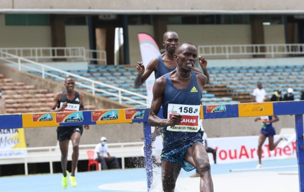 Kenya's Bett makes Olympic 3000m steeplechase squad with ease
