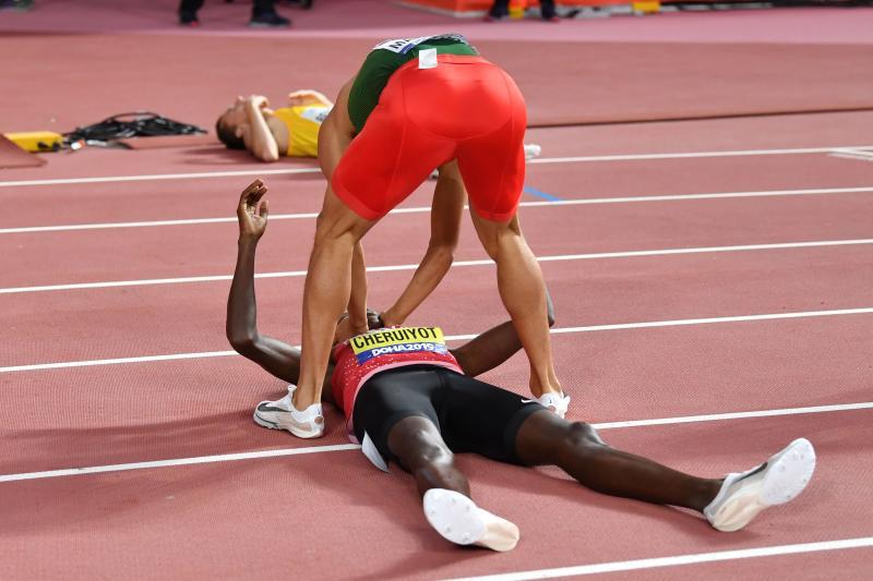 Kenya's Cheruiyot longs to pick maiden Olympic ticket