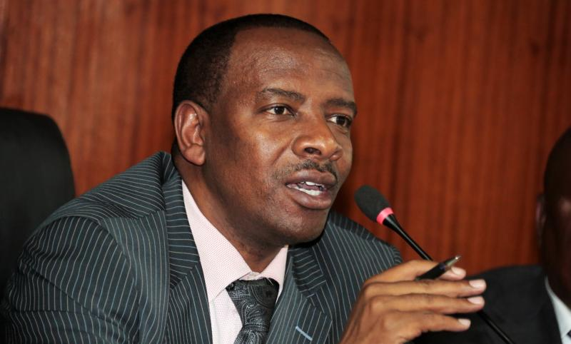 Kenya's coveted corner offices where careers end in tears