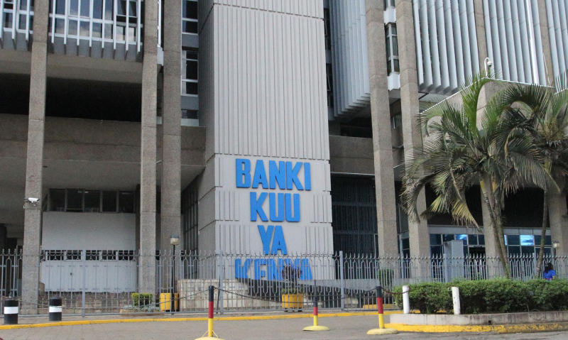 Kenya's forex reserves dip to a 26-month low