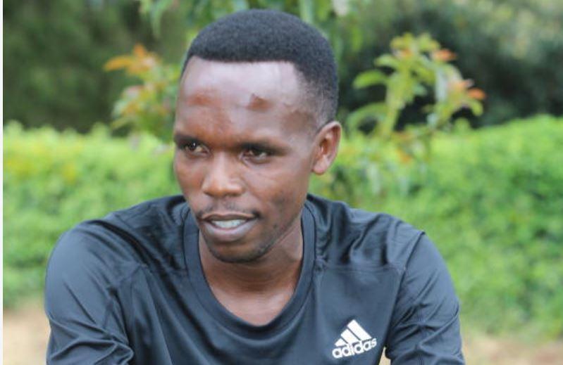 Kenya's Kipruto nurses huge Olympic dreams in Tokyo