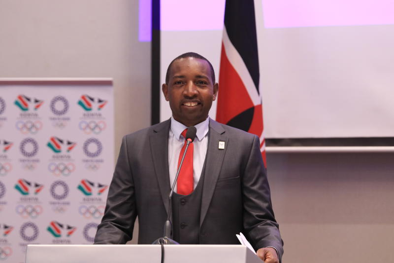 Kenya's Mutuku elected to regional Olympic Committee